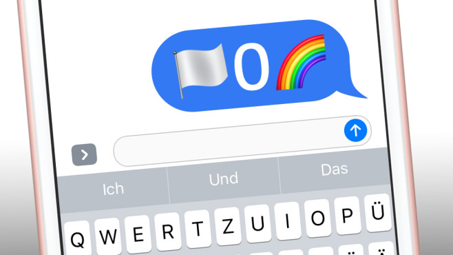 Die Todes-Emojis © Apple
