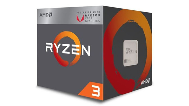 AMD Ryzen 3 2200G © AMD