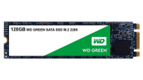 Western Digital Green SSD 120GB M.2 (WDS120G2G0B) © Western Digital