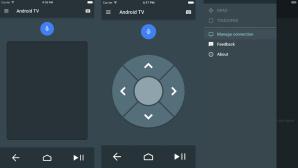 Android TV iOS Remote Pressefotos ©Google