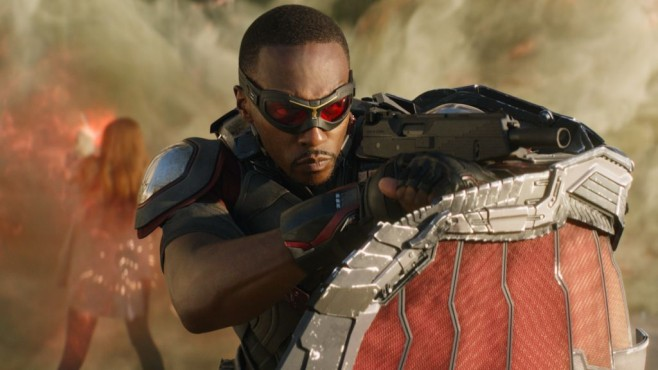 Sam Wilson alias Falcon © Disney