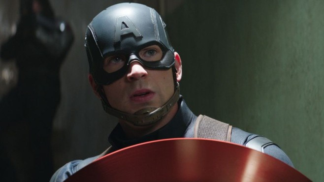 Steve Rogers (Chris Evans) © Disney