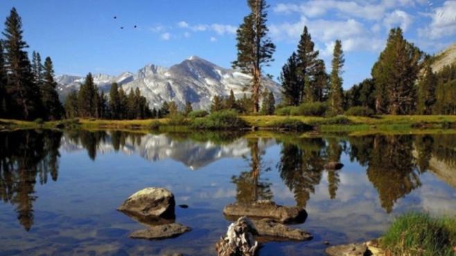 Lake 2 HD Screensaver: Konfigurierbare Naturreise ©COMPUTER BILD