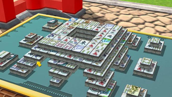 The Great Mahjong: Spielsteine paarweise entfernen ©COMPUTER BILD