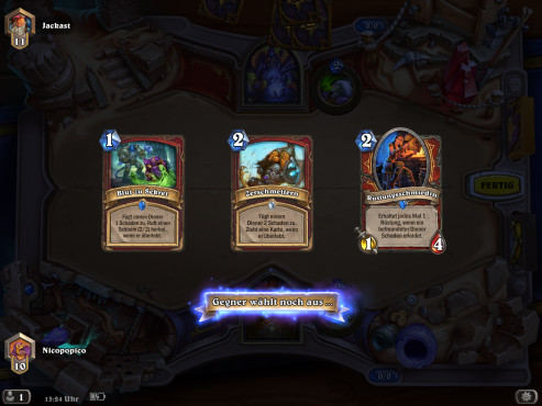 Hearthstone – Standard: Top Decks © Blizzard
