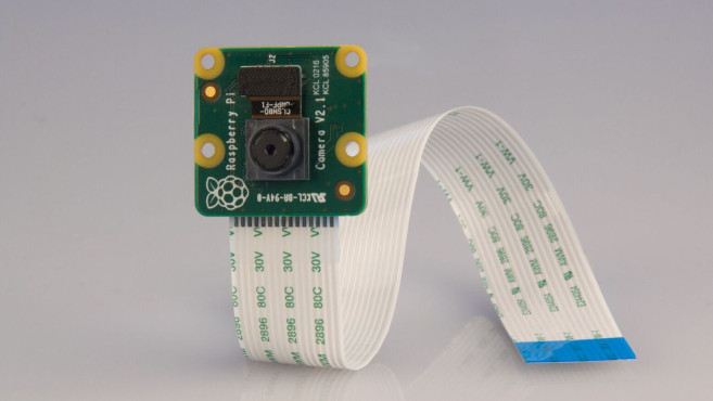 Camera Module V2 © Raspberry Pi Foundation