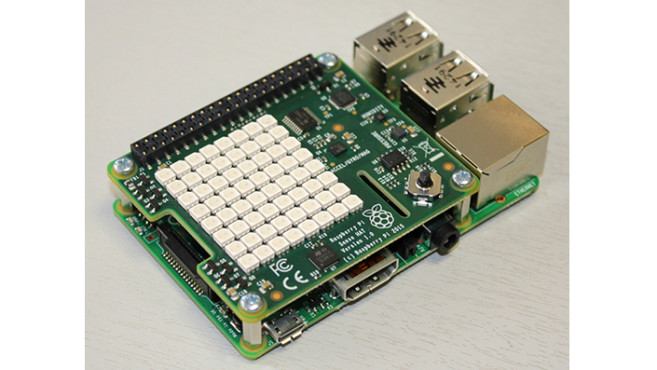 Sense Hat © Raspberry Pi Foundation