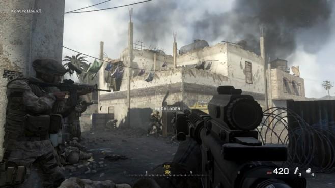 Modern Warfare ©Activision