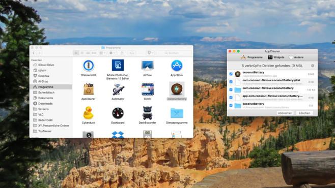 Mac optimieren: So leicht halten Sie den Kasten sauber ©COMPUTER BILD
