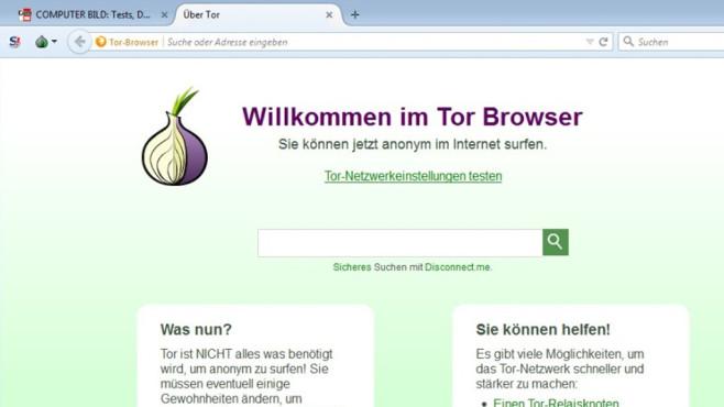 Platz 29: Tor-Browser-Paket (neu) ©COMPUTER BILD