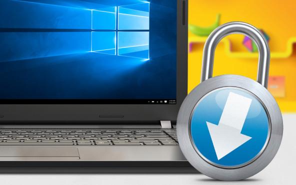 Security-Nachschlag für Windows 10 ©Microsoft, ©istock.com/Andrey Prokhorov