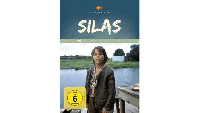 Cover der DVD Silas - Die komplette Serie © Amazon