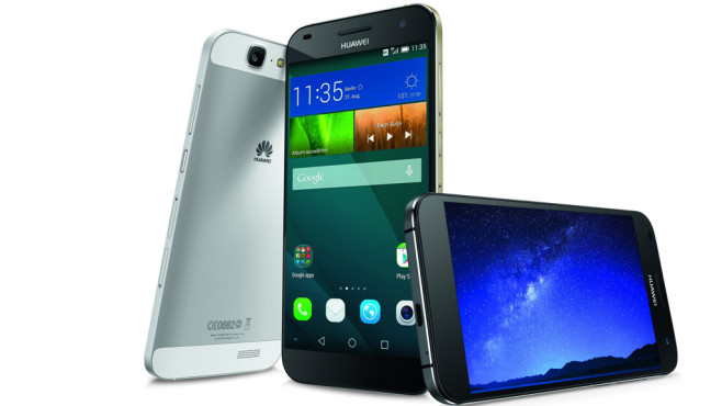 Ascend G7 © Huawei