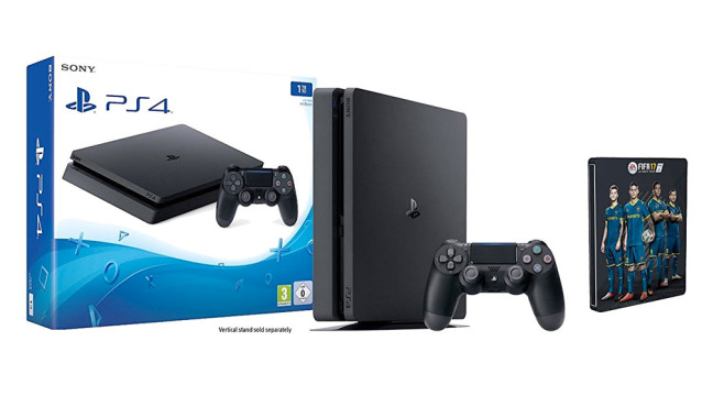 PS4: FIFA-17-Bundle © Sony