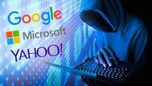 Hunderte Millionen E-Mail-Konten sind gefährdet. ©Google, Microsoft, Yahoo, Bill Hinton/gettyimages