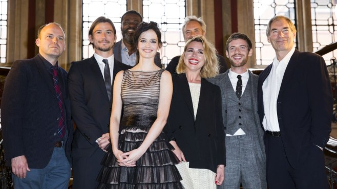Gruppenfoto Serienstars Penny Dreadful © Tristan Fewings/gettyimages