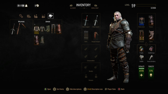 Witcher 3 Blood and Wine © CD Projekt Red