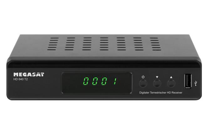Megasat HD 650 T2+ ©Megasat
