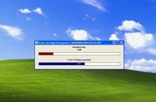 Mit dem Programm ERUNT sichern Sie vorab Ihre Einträge in der Windows-Registrierung, falls etwas schiefgeht.