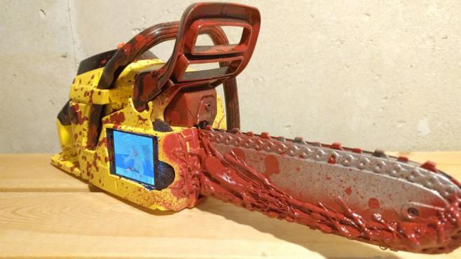 Doom 2: Kettensäge ©George Merlocco