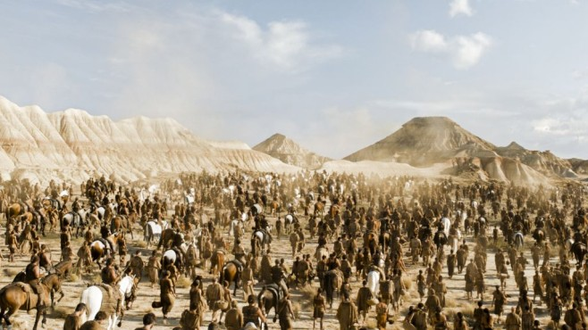 Game of Thrones Staffel 6: Gro�e Menschenmassen sind unterwegs © HBO