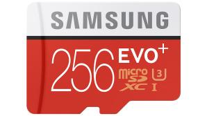 Samsung SD-Karte Pressefoto ©Samsung