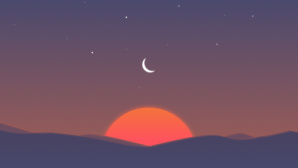 Sunrise ©Microsoft
