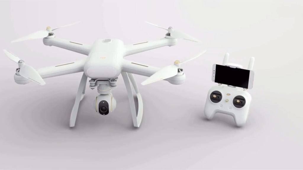 xiaomi mi drone f r 400 euro computer bild. Black Bedroom Furniture Sets. Home Design Ideas