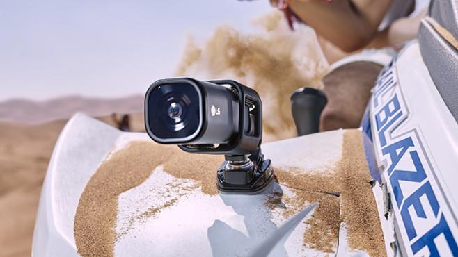 LG Action Cam LTE ©LG