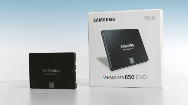 Samsung 850 Evo v2 ©COMPUTER BILD
