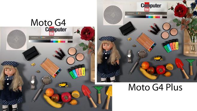 Lenovo Moto G4 Plus©COMPUTER BILD