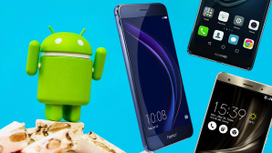 Android N ©Android, HTC, Huawei, honor