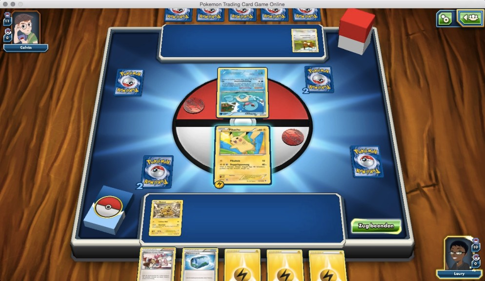Pokemon trading card game online mac download problems