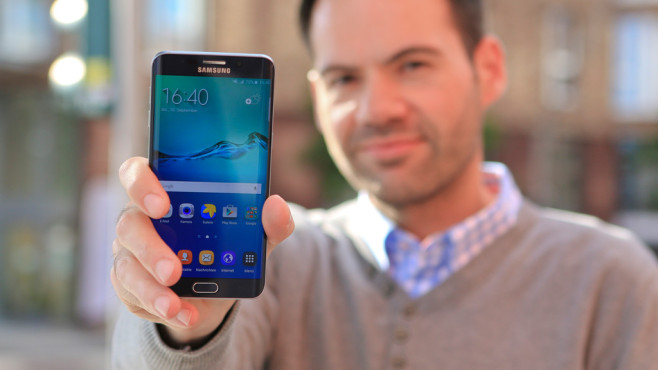 Samsung Galaxy S6 Edge Plus © COMPUTER BILD
