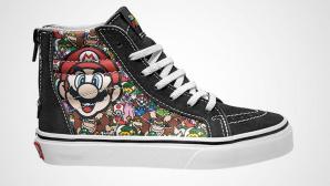 Vans: Nintendo Sneaker ©Nintendo / Vans