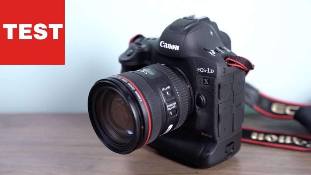 Test Canon EOS-1D X Mark II: Was kann die Profi-DSLR ...