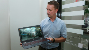 Gaming-Notebook: HP Omen © COMPUTER BILD