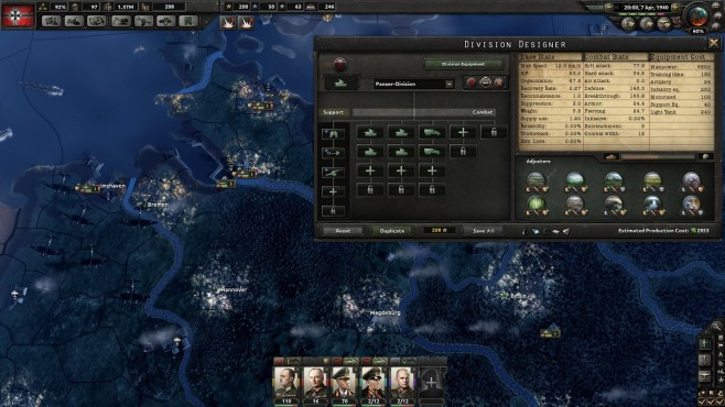 Hearts of Iron 4 © Paradox