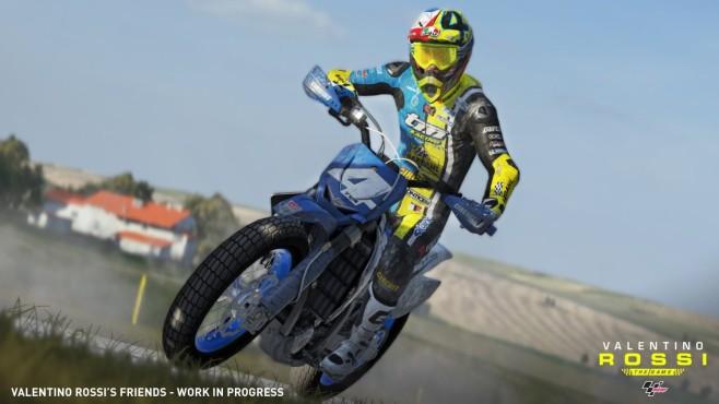 Valentino Rossi – The Game ©Bandai Namco