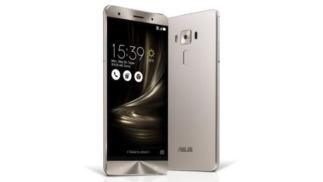 Asus Zenfone 3 Deluxe ©Asus