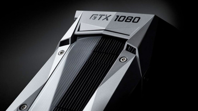 Nvidia Geforce GTX 1080 © Nvidia