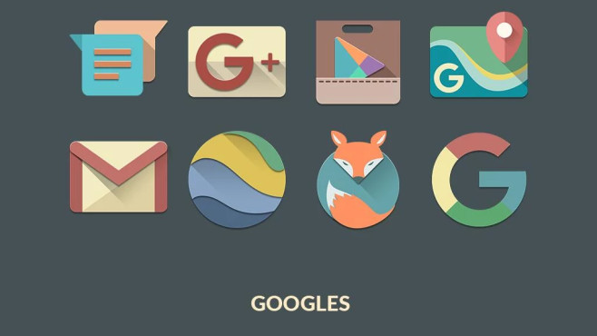 Retrorika Icon Pack © sikebo