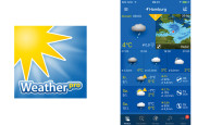 Weather Pro für iOS © MeteoGroup, COMPUTER BILD