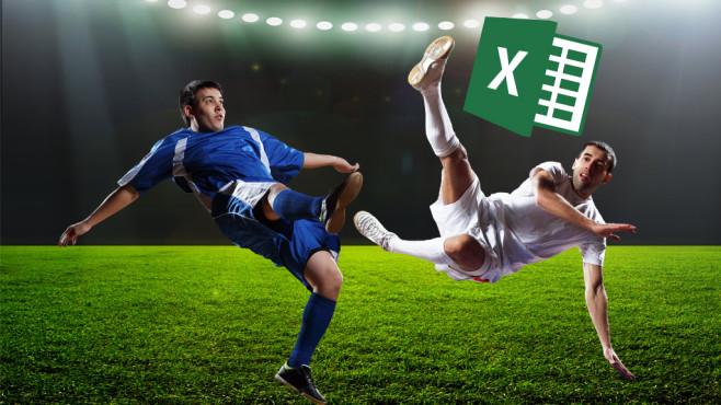 EM 2016 Excel-Tippspiel ©Microsoft, Vitaly Krivosheev – Fotolia.com, Sergey Nivens – Fotolia.com