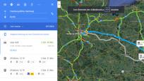 Google Maps: Platzhirsch mit allerhand Extras ©COMPUTER BILD