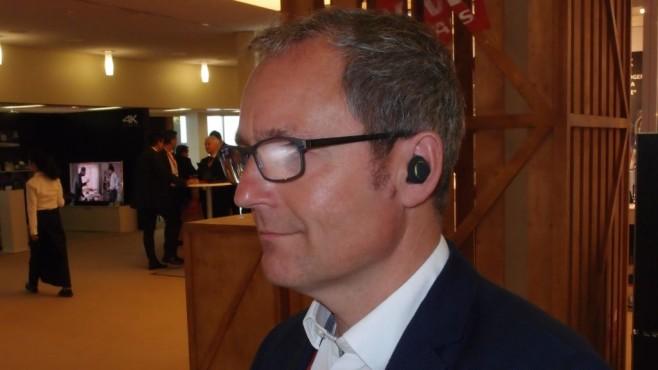 Samsung Gear IconX: Bluetooth-Kopfhörer mit Musikplayer und Fitness-Tracker Die Samsung Gear IconX tragen sich angenehm und klingen ordentlich. ©COMPUTER BILD