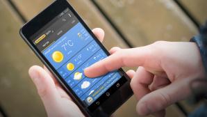 Regenradar Apps und Dienste ©Wetter.com, �istock.com/Ramonespelt