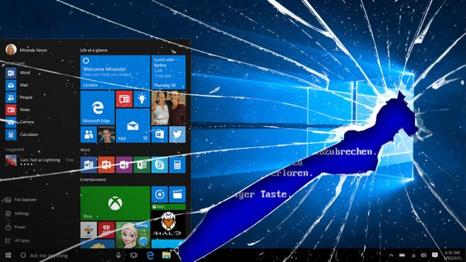 Gef�hrliche Windows-Tods�nden: Das sollten Sie Ihrem PC niemals antun Klick-Fallen aufgedeckt: Selbst von Profis ausgef�hrt, kompromittieren manche Kniffe den PC. Vorsicht ist oberstes Gebot! ©Microsoft, Patricia Chumillas- Fotolia.com