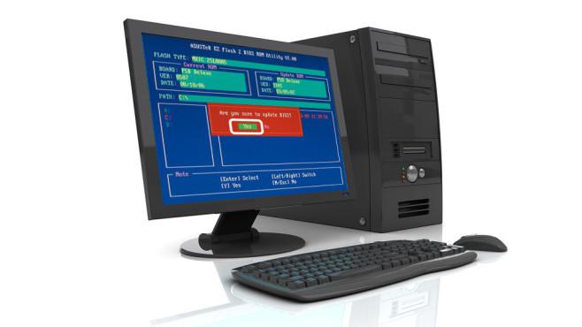 Für mehr Tempo: BIOS auf AHCI umstellen ©Maxim_Kazmin---Fotolia.com
