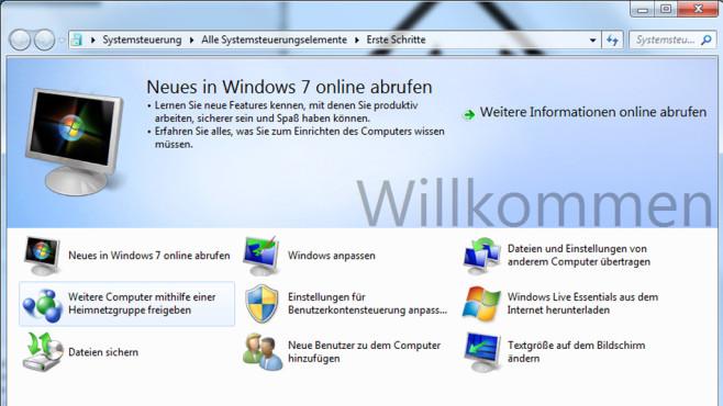 Windows in den Werkeinstellungen betreiben ©COMPUTER BILD